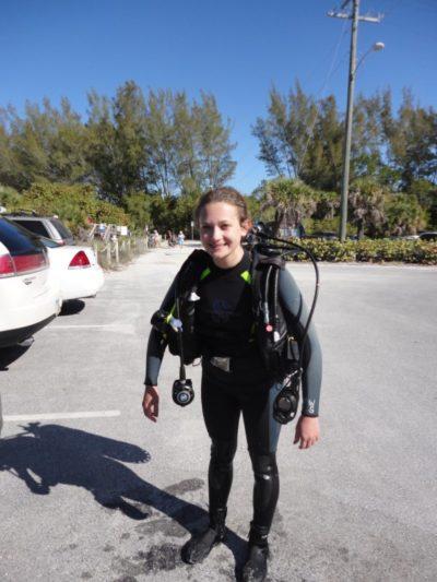 Florida Underwater Sports PADI 5 star Dive Classes, certification, diving Sarasota, FL