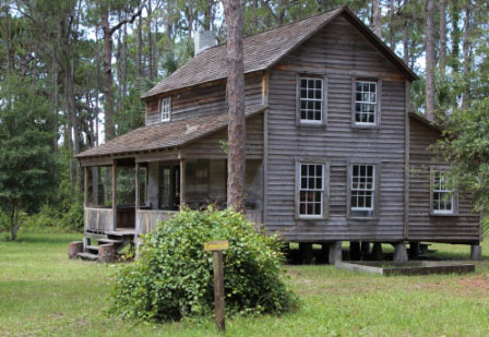 Must Do Sarasota attractions Crowley Museum & Nature Center pioneer home