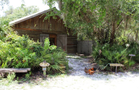 Must Do Sarasota attraction Crowley Museum & Nature Center's Pioneer Museum