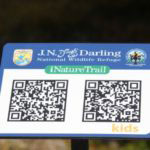 QR reader tag_Ding Darling Wildlife Refuge Sanibel Island_Must Do