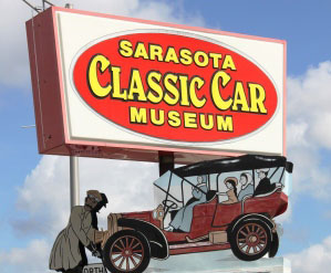Must Do Visitor Guides | Sarasota Classic Car Museum