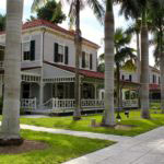 Edison & Ford Winter Estate's beautiful property sits right on the Caloosahatchee River Fort Myers, FL