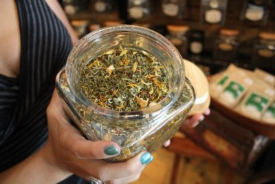 Spice & Tea Exchange St. Armands Circle, Sarasota, Florida bulk teas, spices, rubs, gifts and more.