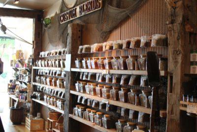 Spice & Tea Exchange St. Armands Circle custom blend spices tea gifts best shopping Sarasota