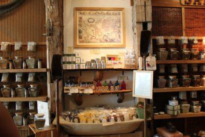 Spice & Tea Exchange St. Armands Circle salts spices tea gifts Sarasota shopping