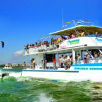 MustDo.co | Pure Florida Double Sunshine sightseeing Dolphin Watch tours sunset cruises family fun in Naples, Florida.
