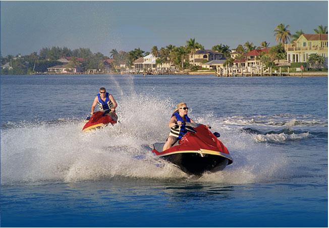MustDo.com | Pure Florida jet ski rentals Naples, Florida.
