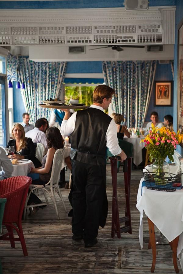MustDo.com | Bleu Provence French restaurant Crayton Cove Naples, Florida.