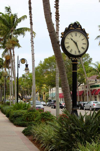 Naples Fl 5th Avenue South Shopping Restaurants