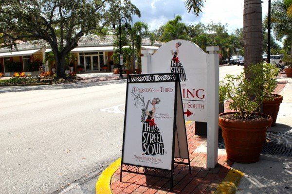 MustDo.com | Naples, Florida Thursdays on Third, Third Street South events, shops and restaurants.