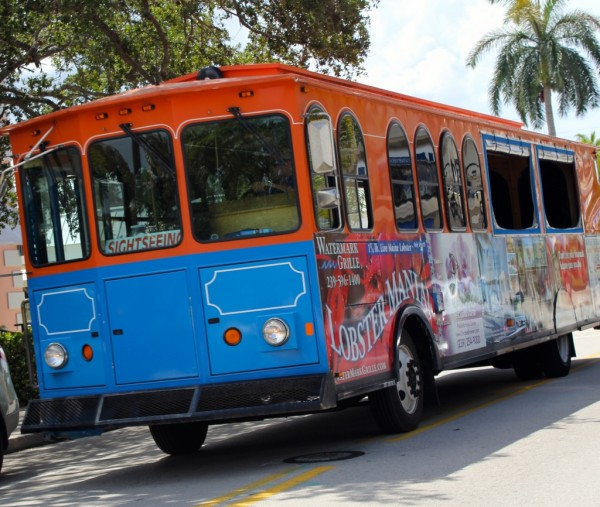 MustDo.com | Naples Trolley Tours hop on, hop off sightseeing tours Naples, Florida.
