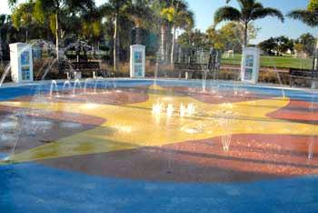 Spray Park at Mackle Park Marco Island FL MustDo.com