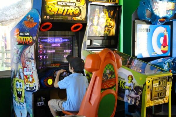 Evie's Family Golf Center Arcade games Sarasota, Florida
