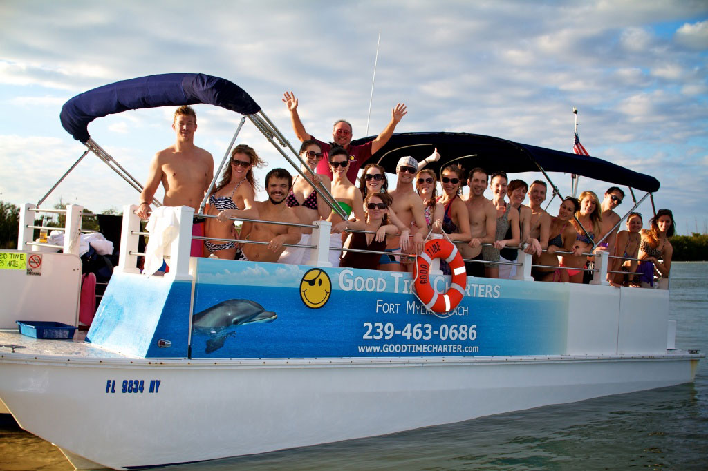 Good Time Charters And Tours At Snook Bight Yacht Club