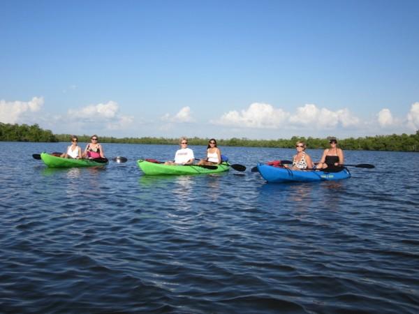 MustDo.com | Good Time Charters kayak tour Fort Myers Beach Florida