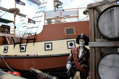 Pieces of Eight Pirate Cruise Salty Sam's Marina Fort Myers Beach