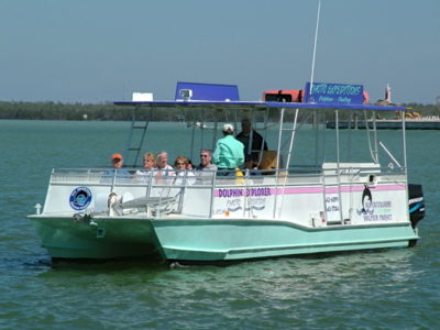 The Dolphin Explorer Naples and Marco Island, Florida family fun tour options