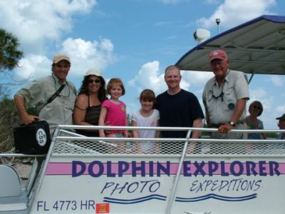 The Dolphin Explorer tour Naples and Marco Island, Florida