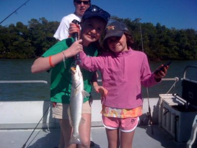MustDo.com | Family fun fishing trips with Good Time Charters Fort Myers Beach, Florida