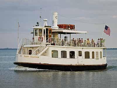 Captiva Cruises sightseeing and dolphin tours Captiva Island, Florida
