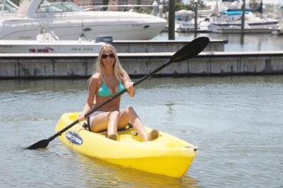 MustDo.com | Salty Sam's Kayak Rental Fort Myers Beach, Florida