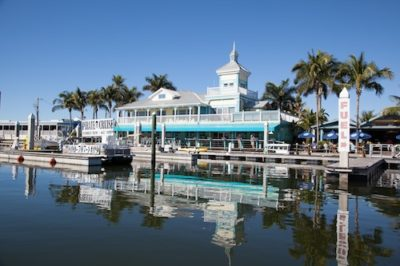 Boat Rentals offered at Salty Sam's Marina Fort Myers Beach, Florida
