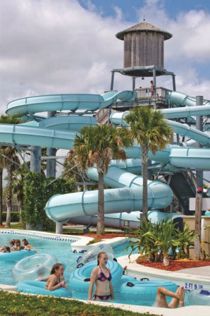 MustDo.com | Sun n Fun Lagoon Waterslide Collier County waterpark Naples, Florida