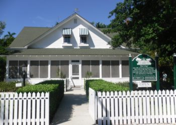 Naples Historical Society's Historic Palm Cottage Naples, Florida attractions