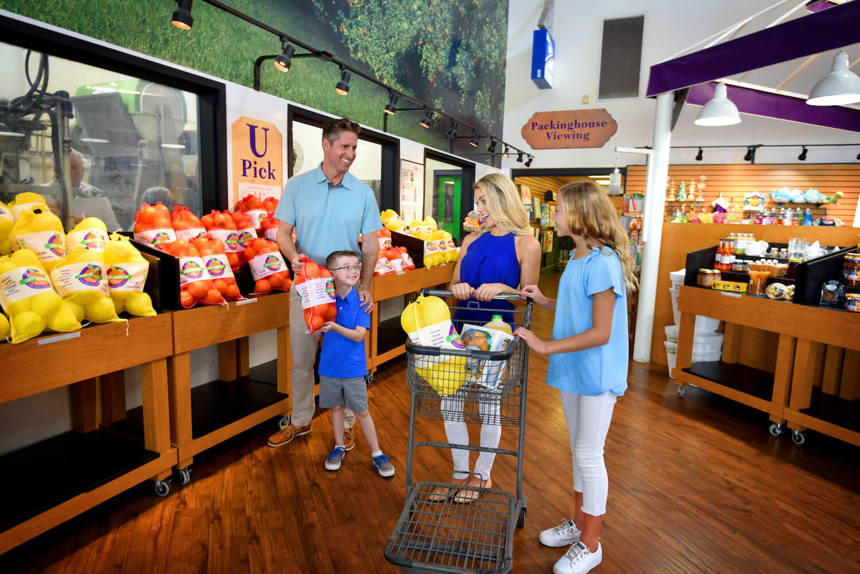 MustDo.com | Sun Harvest Citrus fresh Florida oranges, grapefruits, tangerines, gift baskets, juice Fort Myers Florida.