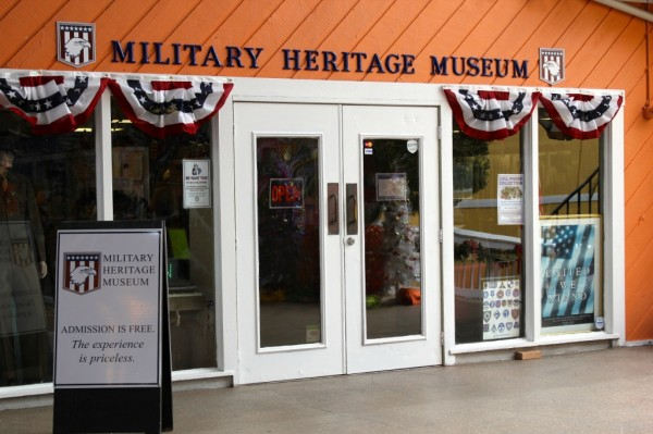 Fishermen's Village Military Heritage Museum Punta Gorda, Florida