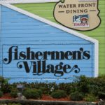 Fishermen's Village entrance Punta Gorda, Florida