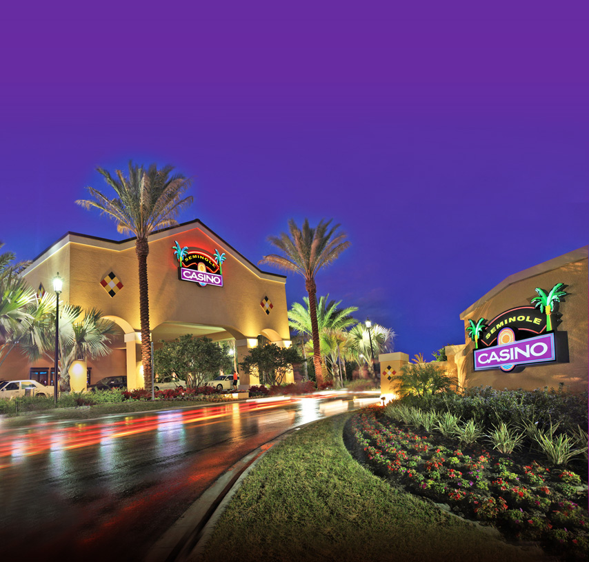 Seminole Casino In Southwest Florida Offers A Touch Of Vegas Nightlife All Blog Articles