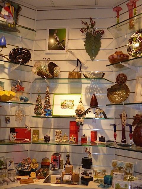 The von Liebig Art Center Gift Shop Naples, Florida