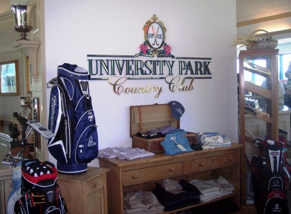University Park Country Club Pro Shop, Sarasota, Florida