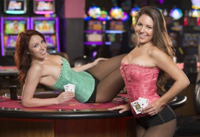 Seminole Casino ZigZag Girls