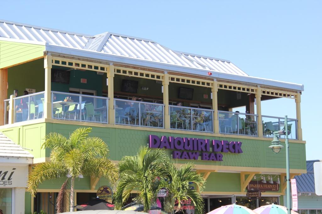 MustDo.com | Daiquiri Deck Raw Bar St. Armands Circle Sarasota, Florida