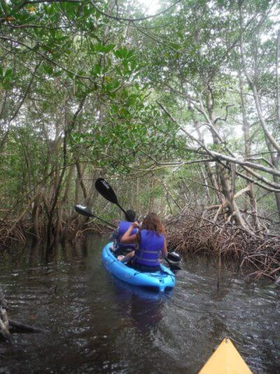 Holiday Water Sports Kayak tours Ft. Myers Beach, FL
