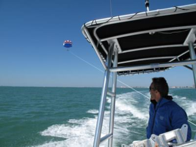 Holiday Water Sports Parasailing Ft. Myers Beach, FL