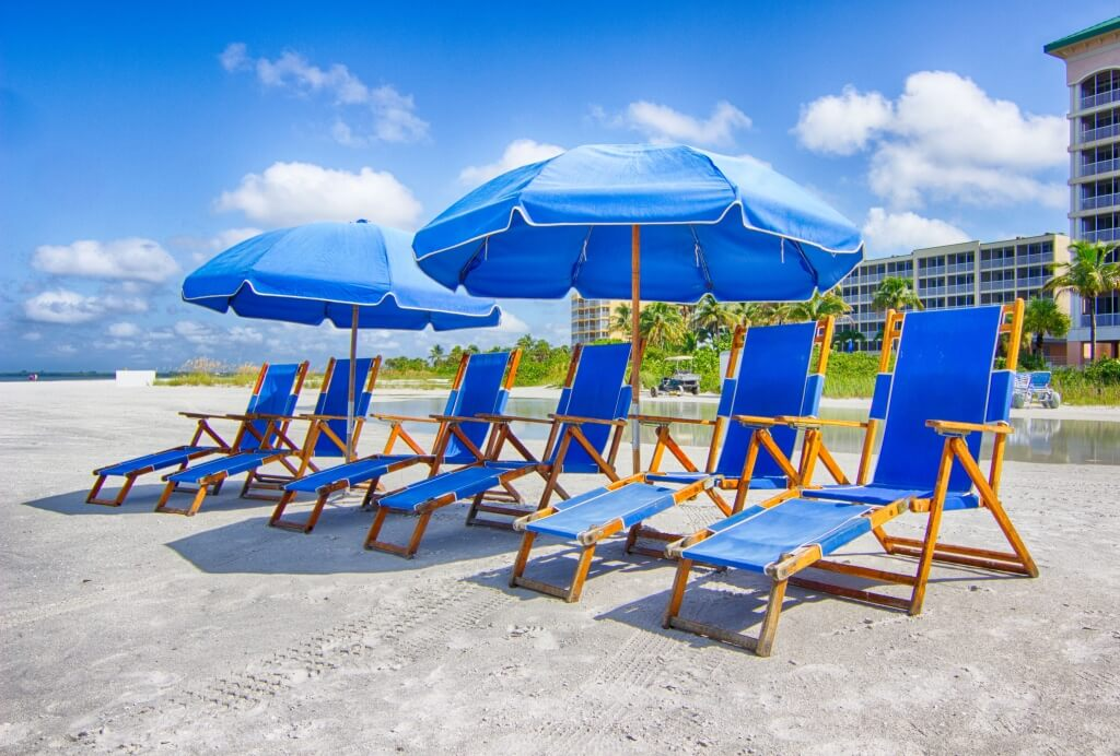 Beach Chair Rentals Fort Myers Beach