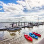 Holiday Water Sports boat, kayak rentals and beach activities Ft. Myers Beach, FL