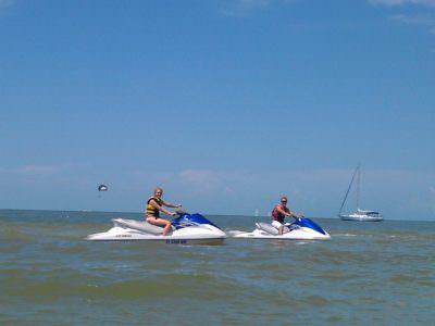 MustDo.com - Holiday Water Sports jet ski waverunner rentals Ft. Myers Beach, FL