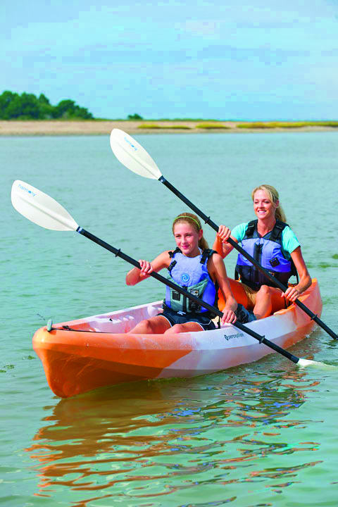 Naples Beach Water Sports kayak rentals Naples, Florida