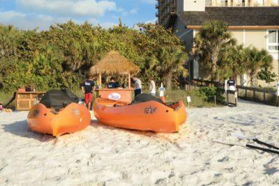 Naples Beach Water Sports kayak rentals Naples, Florida