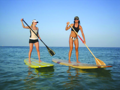 Naples Beach Water Sports paddleboard rentals Naples, Florida
