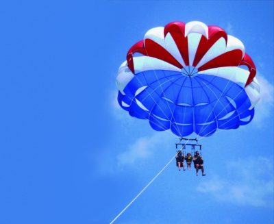 Naples Beach Water Sports parasailing adventures Naples, Florida