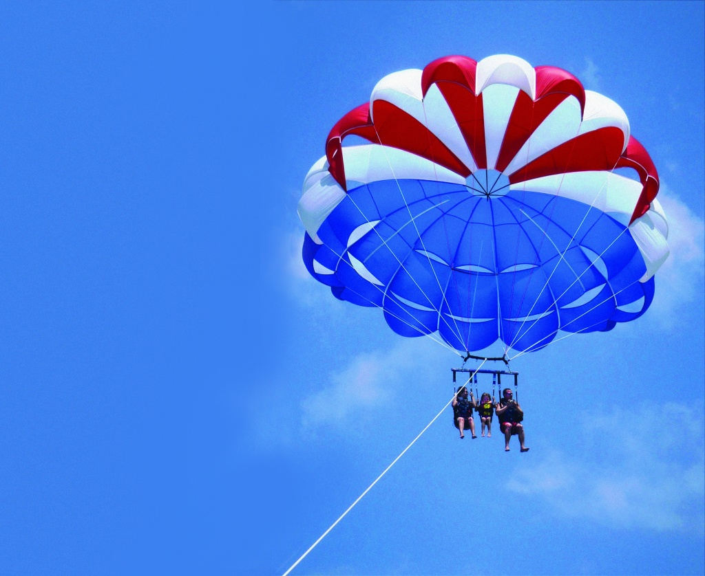 parasailing articles