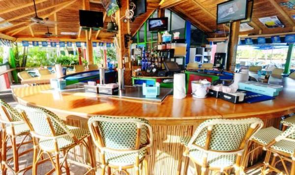 Pinchers Crab Shack Tiki Bar Ft. Myers Beach, Florida