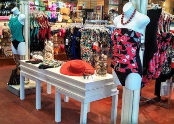 Swim City swimsuit shopping in Sarasota, Florida