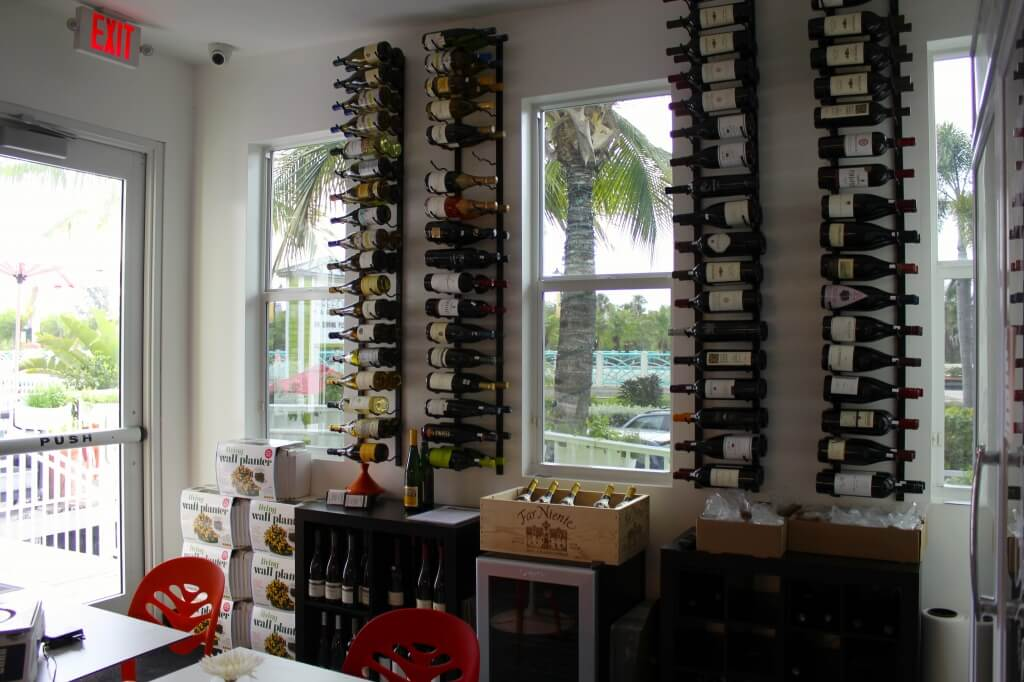 Three60 Market wine shop Naples, Florida