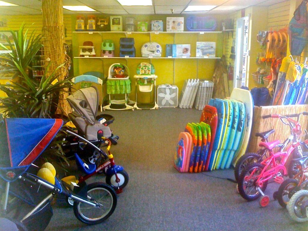 A to Z Baby, Beach and Bike Rentals Sarasota, Florida | Must Do Visitor Guides MustDo.com